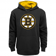 "Boston Bruins Youth NHL ""Prime Logo"" Pullover Hooded Sweatshirt"