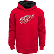 "Detroit Red Wings Youth NHL ""Prime Logo"" Pullover Hooded Sweatshirt"