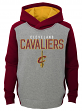 """Cleveland Cavaliers Youth NBA """"Fadeaway"""" Pullover Hooded Sweatshirt"""