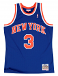 John Starks New York Knicks Mitchell & Ness NBA Swingman HWC Jersey - Blue