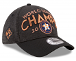 Houston Astros New Era 39THIRTY 2017 World Series Champions Men's Locker Room Hat