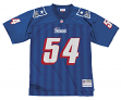 Tedy Bruschi New England Patriots NFL Mitchell & Ness Throwback Premier Jersey