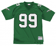 Jerome Brown Philadelphia Eagles NFL Mitchell & Ness Throwback Premier Jersey