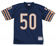 Mike Singletary Chicago Bears NFL Mitchell & Ness Throwback Premier Jersey