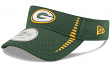 "Green Bay Packers New Era NFL ""Speed"" Performance Visor"