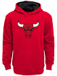 "Chicago Bulls Youth NBA ""Optimum"" Pullover Hooded Sweatshirt"