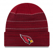 "Arizona Cardinals New Era 2017 NFL ""Cold Weather TD"" Knit Hat - Red"