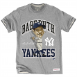Babe Ruth New York Yankees MLB Mitchell & Ness Caricature Men's T-Shirt - 3XL