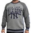 "New York Yankees Mitchell & Ness MLB ""Broad Street"" Men's Crew Sweatshirt"