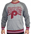 "Philadelphia Phillies Mitchell & Ness MLB ""Broad Street"" Men's Crew Sweatshirt"