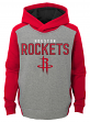 "Houston Rockets Youth NBA ""Fadeaway"" Pullover Hooded Sweatshirt"