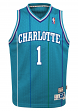 Muggsy Bogues Charlotte Hornets NBA Youth Throwback 1991-92 Swingman Jersey