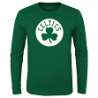 "Boston Celtics Youth NBA ""Primary Logo"" Long Sleeve T-Shirt"