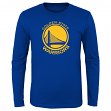 "Golden State Warriors Youth NBA ""Primary Logo"" Long Sleeve T-Shirt"