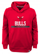 "Chicago Bulls Youth NBA ""Playmaker"" Pullover Hooded Performance Sweatshirt"