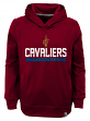 "Cleveland Cavaliers Youth NBA ""Playmaker"" Pullover Hooded Performance Sweatshirt"