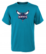 "Charlotte Hornets Youth NBA ""Primary Logo"" Short Sleeve T-Shirt"