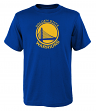 "Golden State Warriors Youth NBA ""Primary Logo"" Short Sleeve T-Shirt"