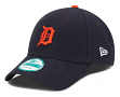 "Detroit Tigers New Era MLB 9Forty ""The League"" Adjustable Hat - Road"