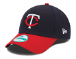 "Minnesota Twins New Era MLB 9Forty ""The League"" Adjustable Hat - Road"