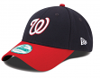 "Washington Nationals New Era MLB 9Forty ""The League"" Adjustable Hat - Alternate"