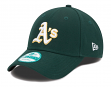 "Oakland Athletics New Era MLB 9Forty ""The League"" Adjustable Hat - Road"