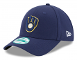 "Milwaukee Brewers New Era MLB 9Forty ""The League"" Adjustable Hat - Alternate"