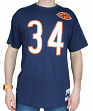 "Walter Payton Chicago Bears Mitchell & Ness NFL Men's ""Player""  S/S T-Shirt"