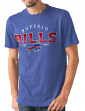 "Buffalo Bills NFL G-III ""Playoff"" Men's Dual Blend S/S T-shirt - Blue"