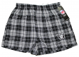 "Oakland Raiders NFL ""Roster"" Men's Cotton Flannel Boxer"