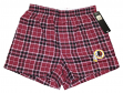 "Washington Redskins NFL ""Roster"" Men's Cotton Flannel Boxer"