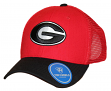 "Georgia Bulldogs NCAA Top of the World ""Series"" Adjustable Mesh Back Hat"