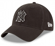 "New York Yankees New Era MLB 9Twenty ""Core Classic Twill"" Adjustable Black Hat"
