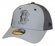 """Boston Red Sox New Era MLB 9Forty """"The League Pop"""" Adjustable Hat - Gray"""
