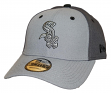 "Chicago White Sox New Era MLB 9Forty ""The League Pop"" Adjustable Hat - Gray"