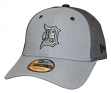 "Detroit Tigers New Era MLB 9Forty ""The League Pop"" Adjustable Hat - Gray"
