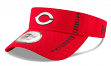 "Cincinnati Reds New Era MLB ""Speed"" Performance Visor"