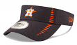 "Houston Astros New Era MLB ""Speed"" Performance Visor"