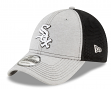 """Chicago White Sox New Era 9Forty MLB """"Shadow Turn 2"""" Adjustable Hat - Gray"""