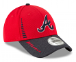 "Atlanta Braves New Era 9Forty MLB ""Speed Tech 2"" Performance Adjustable Hat"
