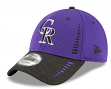 "Colorado Rockies New Era 9Forty MLB ""Speed Tech 2"" Performance Adjustable Hat"