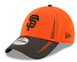 San Francisco Giants New Era 9Forty MLB Speed Tech 2 Performance Adjustable Hat