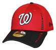 Washington Nationals New Era 9Forty MLB Speed Tech 2 Performance Adjustable Hat