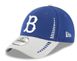 "Brooklyn Dodgers New Era 9Forty MLB Cooperstown ""Speed Tech 2"" Adjustable Hat"
