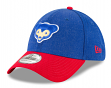 """Chicago Cubs New Era MLB 39THIRTY Cooperstown """"Change Up"""" Flex Fit Hat - 1969"""