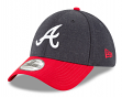 "Atlanta Braves New Era MLB 39THIRTY ""Team Change Up"" Flex Fit Hat"