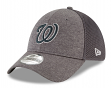 "Washington Nationals New Era 39THIRTY ""Classic Shade Neo Graphite"" Flex Fit Hat"