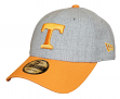 """Tennessee Volunteers New Era 9Forty NCAA """"The League Heather"""" Adjustable Hat"""