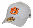 "Auburn Tigers New Era NCAA 9Twenty ""Core Classic"" Adjustable Gray Hat"