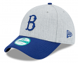 "Brooklyn Dodgers New Era 9Forty MLB Cooperstown ""The League Heather 3"" Hat"